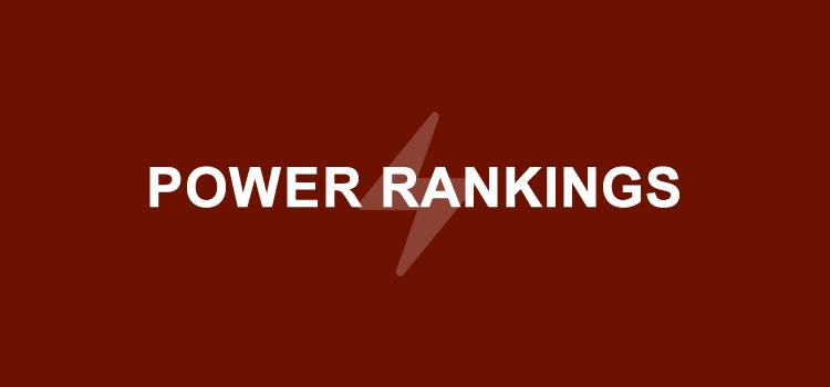 Power Rankings Indian Super League