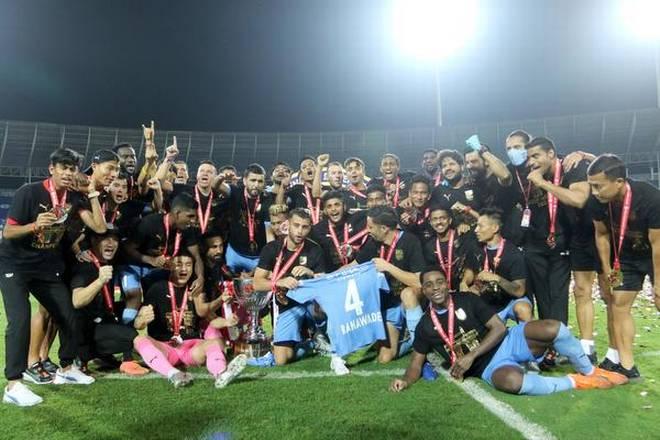 Mumbai ISL Winners 2021 Season