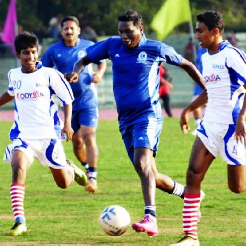 Vijayan Playing Nnow